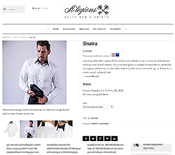 marketing agency watford examples of our work uxbridge amersham harrow specialist marketing for sme & b2b alegions-menswear