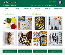 marketing agency watford examples of our work uxbridge amersham harrow specialist marketing for sme & b2b cookery-school
