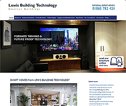 marketing agency watford examples of our work uxbridge amersham harrow specialist marketing for sme & b2b lewis-building-technology