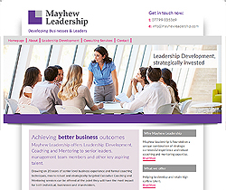 marketing agency watford examples of our work uxbridge amersham harrow specialist marketing for sme & b2b mayhew-leadership