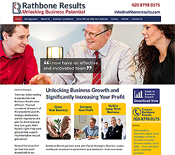 marketing agency watford examples of our work uxbridge amersham harrow specialist marketing for sme & b2b rathbone-results