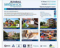 marketing agency watford examples of our work uxbridge amersham harrow specialist marketing for sme & b2b rumball-sedgwick
