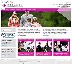 marketing agency watford examples of our work uxbridge amersham harrow specialist marketing for sme & b2b slaven-jeffcote