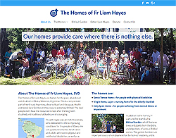 Homes of Fr Liam Hayes by Ryall Marketing for SMEs Watford our website work