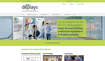 just displays large format print london ryall marketing agency rickmansworth