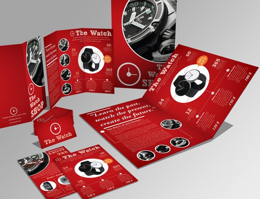 Brilliant Brochures for your Business