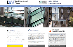 marketing agency watford examples of our work uxbridge rickmansworth harrow specialist marketing for sme & b2bL W Glass