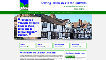 chiltern chamber of commerce ryall marketing for small businesses rickmansworth watford